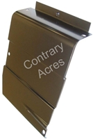 LH BATTERY COVER - JOHN DEERE B