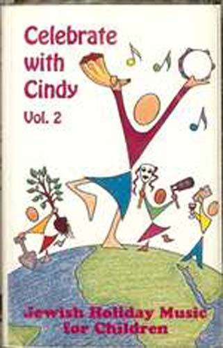 Celebrate with Cindy - Vol 2. - Cassette and CD