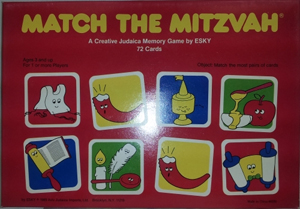 Match the Mitzvah