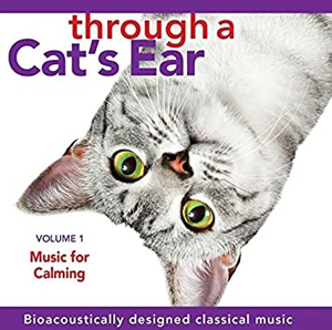 Through a Cat's Ear: Feline Music and sound Therapy