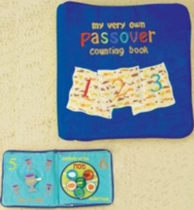 Passover Counting Book