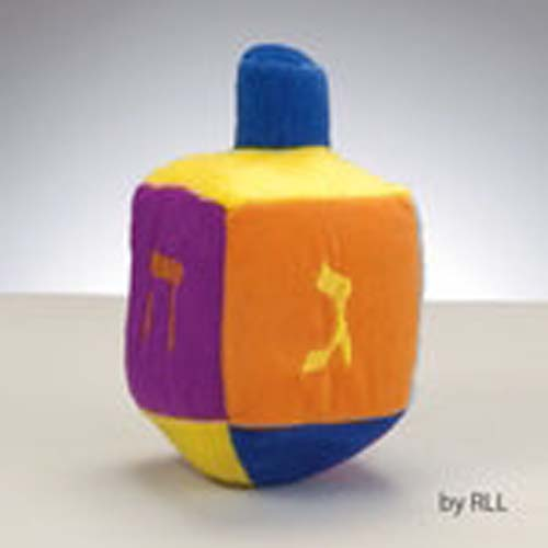 Musical Plush Dreidel
