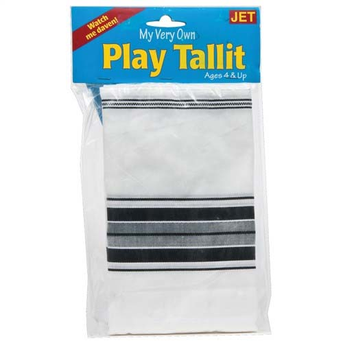 Washable, Play Tallit