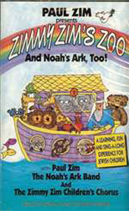 Paul Zim: Zimmy Zim's Zoo - Cassette and CD