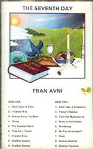 Fran Avni: The Seventh Day - Cassette