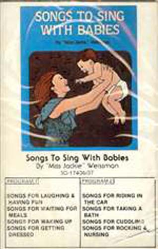 Songs to Sing With Babies - Cassette