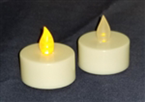 LED Shabbat Tea Lights