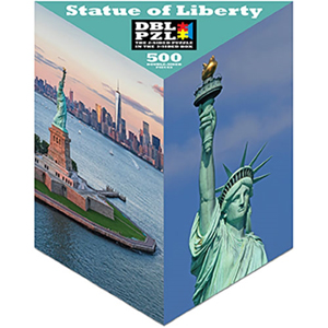 Statue of Liberty 500-piece Double Puzzle