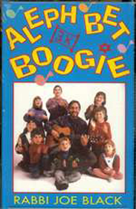 Rabbi Joe Black: Aleph Bet Boogie - Cassette