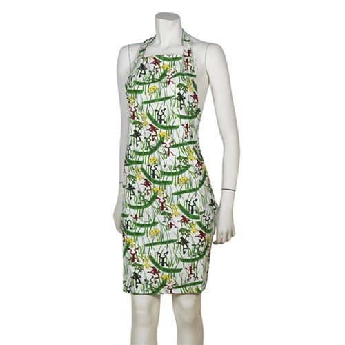 Frogs Everywhere Passover Apron