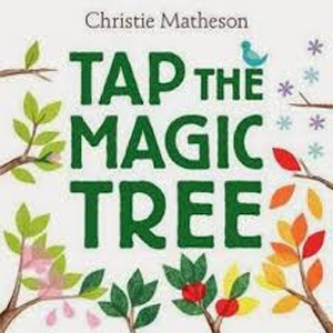 Tap Magic Tree Board Book, and interactive book