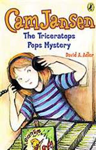 Cam Jansen and the Triceratops Pops Mystery (PB)