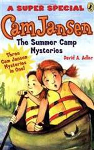 Cam Jansen and the Summer Camp Mysteries (PB)