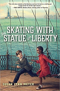 Skating with the Statue of Liberty  PB by Susan Lynn Meyer