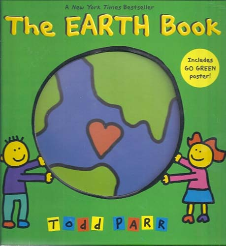 The Earth Book HB