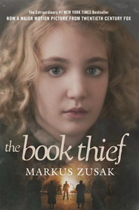 Book Thief: Hope Comes from a Book