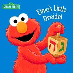 Elmo's Little Dreidel  BB