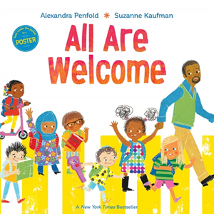 All Are Welcome - a rhyming story of kindness and joyous diversity