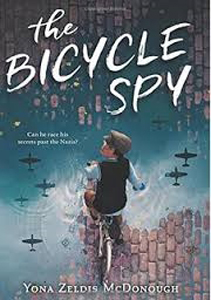 Bicycle Spy by Yona Z McDonald