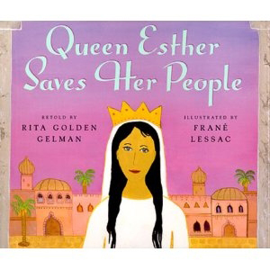 Queen Esther Saves Her People (HB) (OOP)