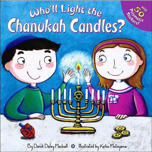 Who'll Light the Chanukah Candles?