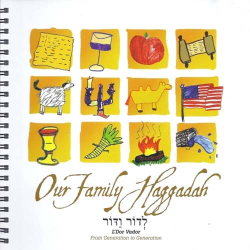 Our Family Haggadah by the Asher Family