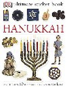 Hanukkah: Ultimate Sticker Book  PB