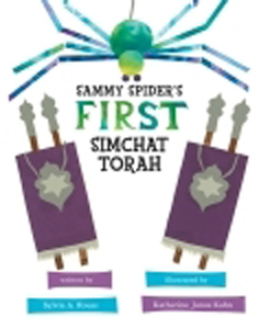 Sammy Spider's First Shimchat Torah
