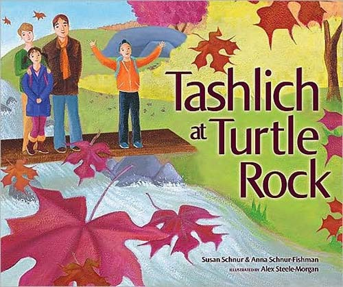 Tashlich at Turtle Rock (PB)
