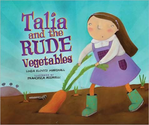 Talia and the Rude Vegetables  PB