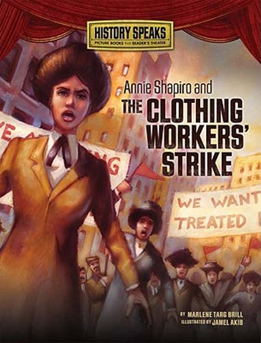 Annie Shapiro and the Clothing Workers' Strike  PB