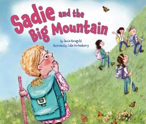 Sadie and the Big Mountain