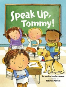 Speak up, Tommy!