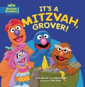 It's a Mitzvah, Grover! PB