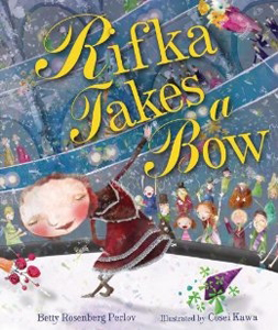 Rifka Takes Bow PB