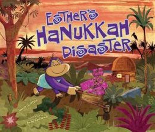 Esther's Hanukkah Disaster PB