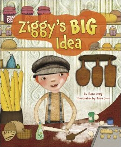 Ziggy's Big Idea PB