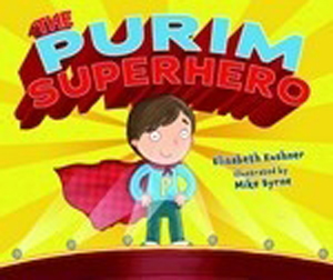 The Purim Superhero (Paperback)
