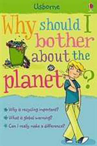 Why Should I Bother about the Planet? (PB)