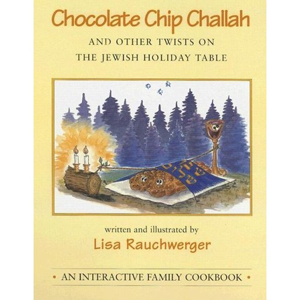 Chocolate Chip Challah  Activity Book 2