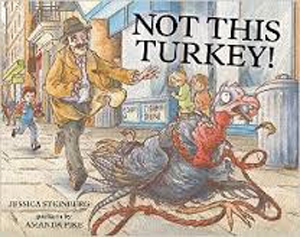 Not this Turkey!  Thanksgiving in the New World
