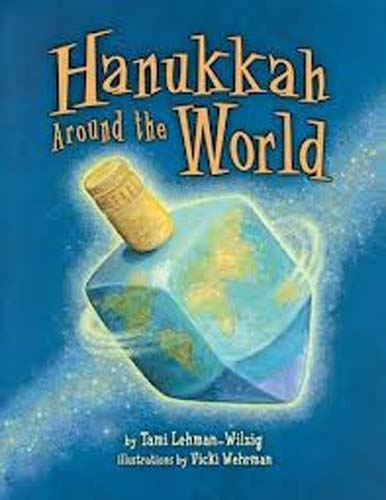 Hanukkah Around the World  PB