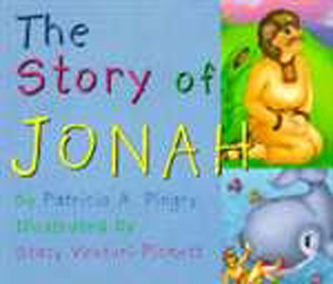Story of Jonah Board Book
