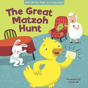 Great Matzoh Hunt  BB