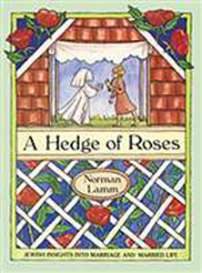 Hedge of Roses By Norman Lamm