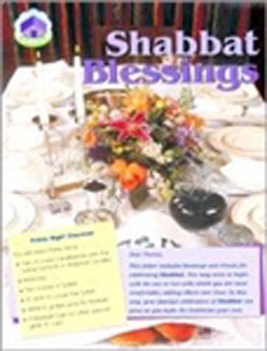 For the Family - Shabbat Blessings