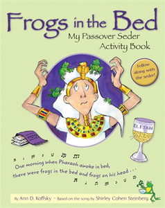 Frogs in the Bed: My Passover Seder Activity Book