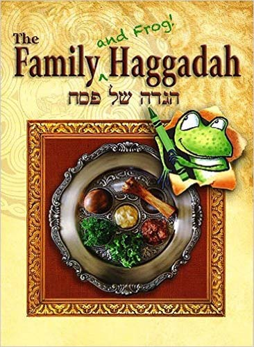Family and Frog! Haggadah...Got Juice?