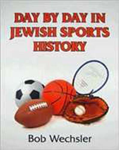 Day by Day in Jewish Sports History (PB)