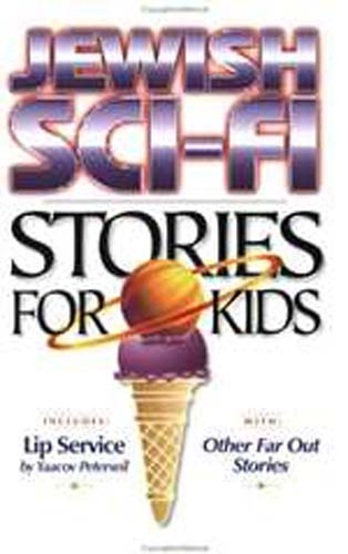 Jewish Sci-Fi Stories for Kids (PB)